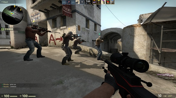 Counter Strike Global Offensive PC Screenshot 1 Counter Strike Global Offensive ^^nosTEAM^^