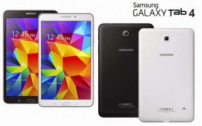 Harga Samsung Galaxy Tab 4
