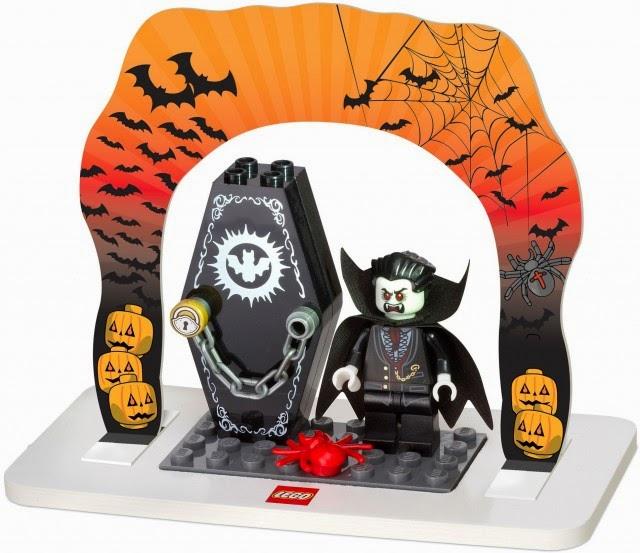 Đồ Chơi Halloween Lego