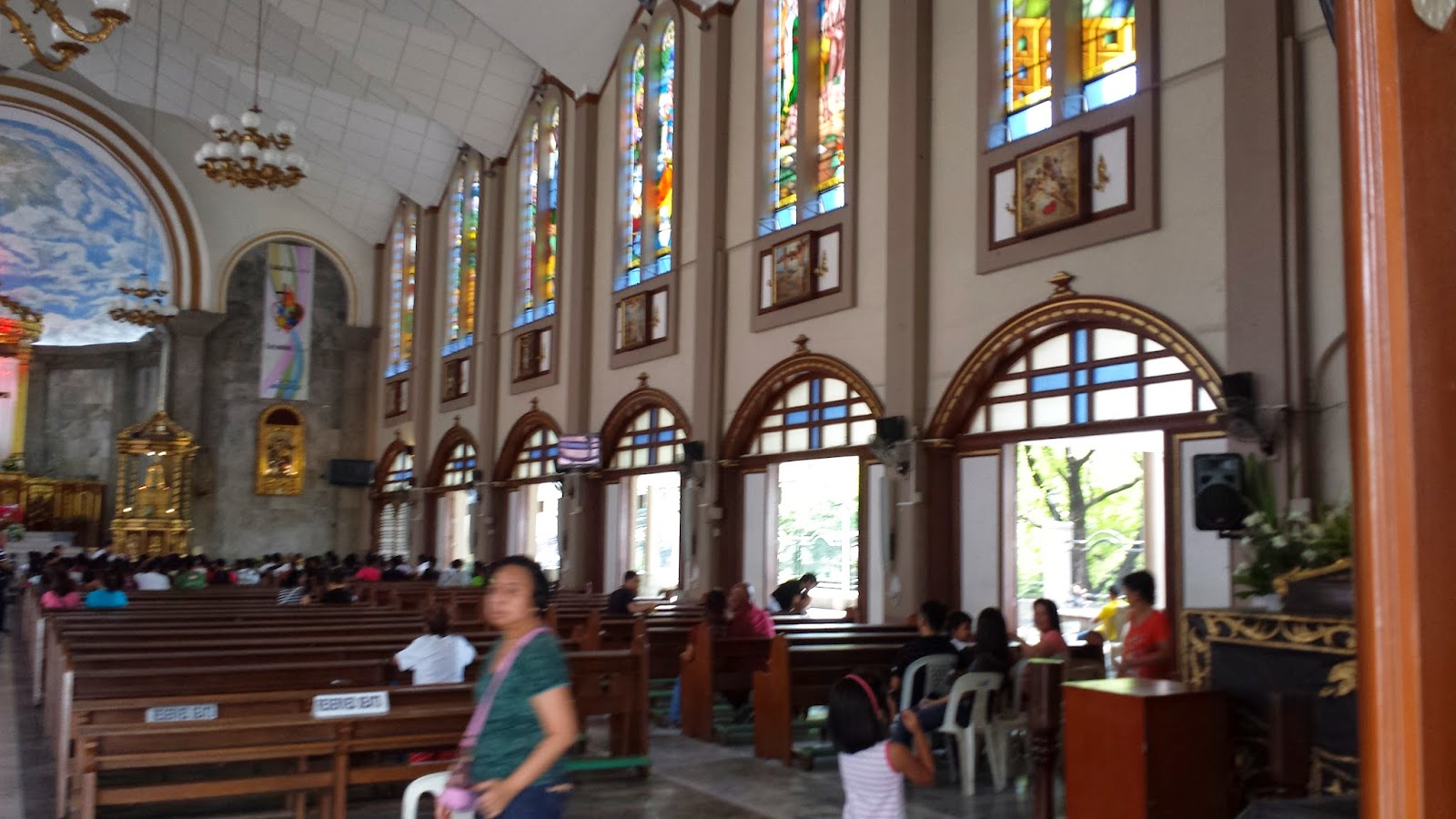 June 8 2014 site visit st john the baptist church at for 8 salon taytay rizal