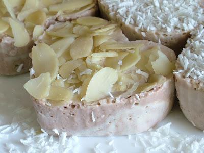 Serniczki bananowo-miodowe