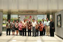 Foto Bersama Jajaran Dosen Guangdong University. 2011