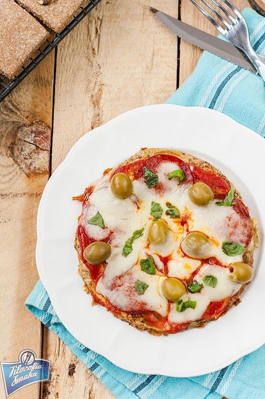 Pizza omlet