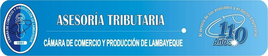 Asesoría Tributaria - CCPL