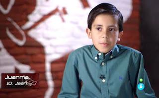 Juanma la voz kids