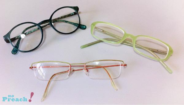 óculos de grau estilosos e coloridos - nerd chic - geek