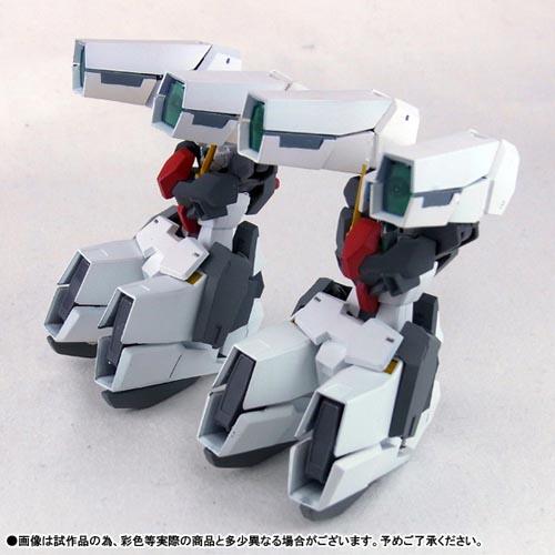 Robot Damashii Side MS Seravee Gundam GNHW/3G SEM Set