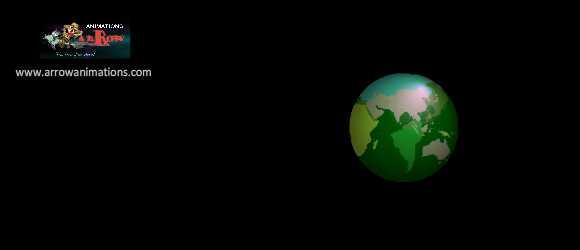 Globe-rotation-using-flash