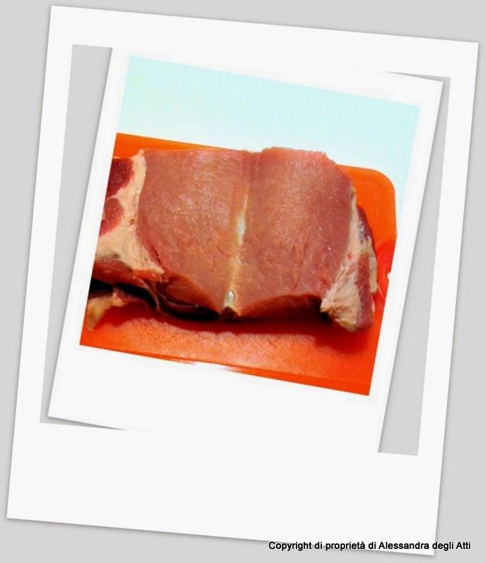 preparazione ricetta arrosto lonza