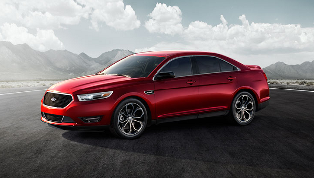 2014 Ford Taurus: New Car Review - Autotrader