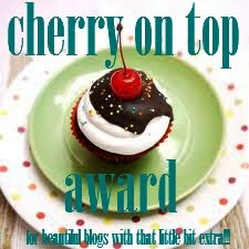 Bραβείο από τις φίλες Όστρια,Εlliexirium  και Τζένη  lifestory