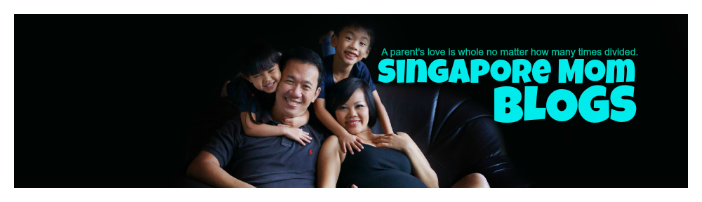 Singapore Mom Blogger | IreneSoh