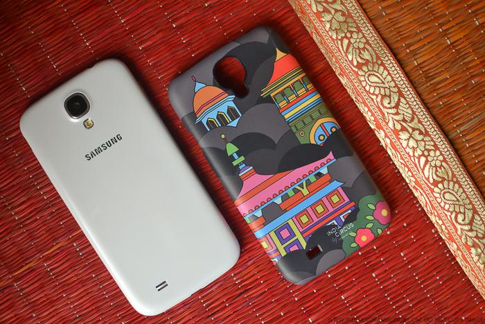 India Circus by Krsna Mehta Samsung Phone Covers
