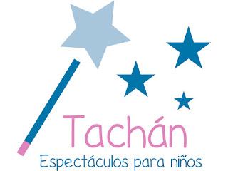 """Logotipo para identidad corporativa de empresa de espectáculos """"Tachán"""""""