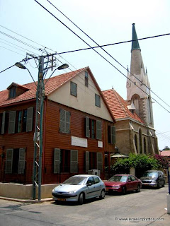 Emanuel church, 15 Hoffman street and 10 Auerbach Street