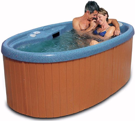 Hot tub reviews and information for you hot tub plumbing for Types of hot tubs