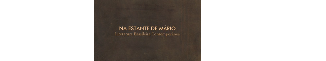 <center>Na Estante de Mário - Literatura Brasileira Contemporânea</center>