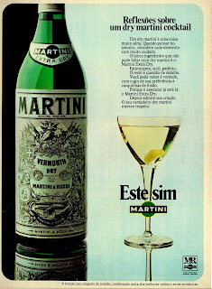 Anúncio Martini - 1975. 1975. propaganda década de 70. Oswaldo Hernandez. anos 70. Reclame anos 70