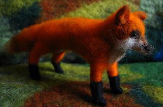 lisica lisjak polstenje karla b. rihtaršič