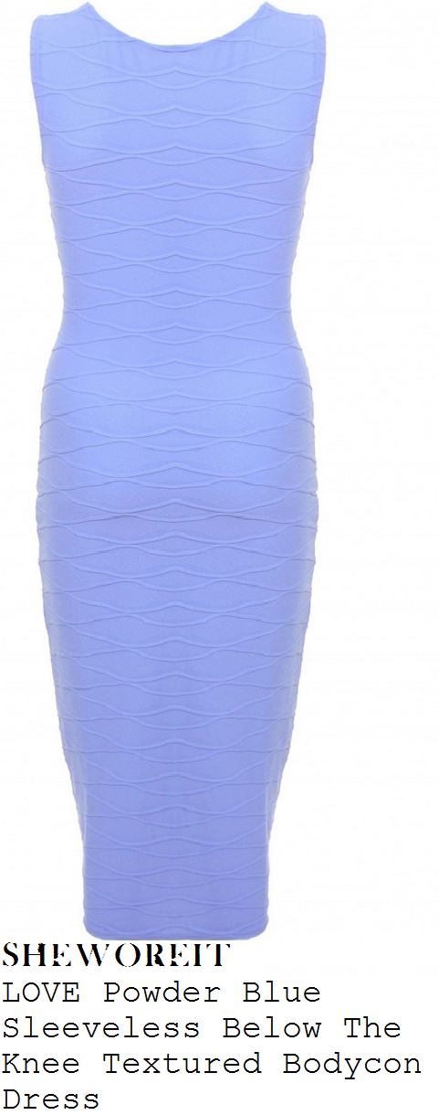 danielle-armstrong-powder-light-blue-sleeveless-textured-bodycon-midi-dress-plastic-premier