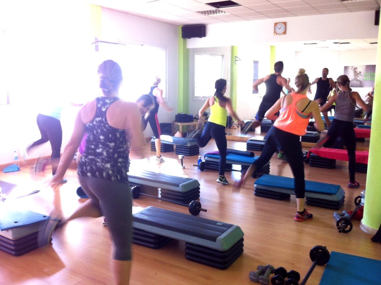 Elite gym centro fitness for Centro fitness