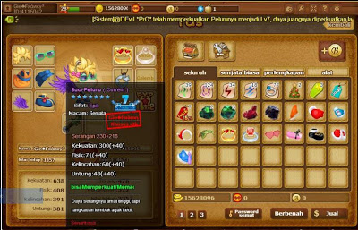 Cheat 2013 Perjuangan Semut, Cheat Senjata Level 12