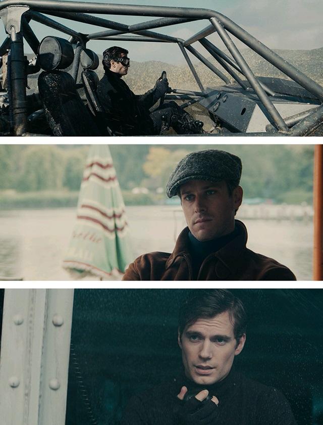 Kod Adı: U.N.C.L.E. (2015) Film indir