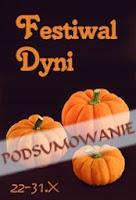 Blogowy Festiwal Dyni  2014