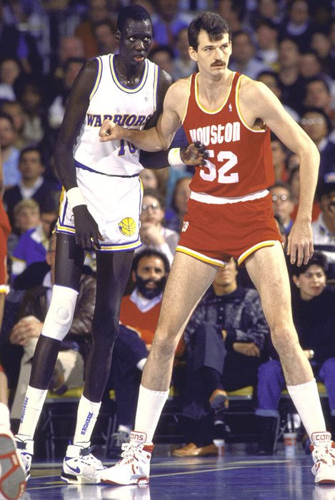 Vince Real's Site: Top 10 Tallest Players in NBA History