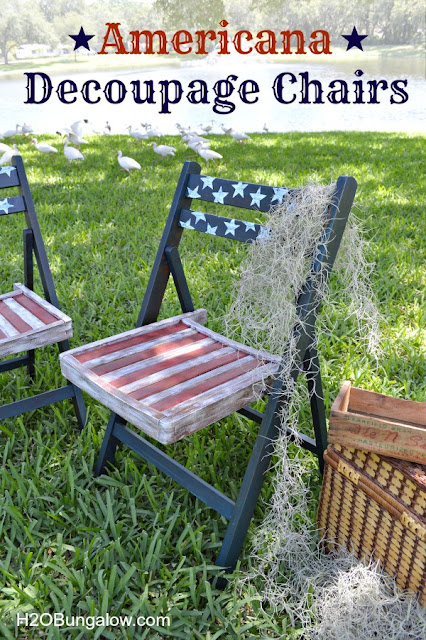americana-decoupage-chairs