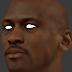 NBA 2K14 Michael Jordan HD Face Texture