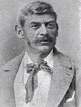 El ajedrecista Max Adolf Albin