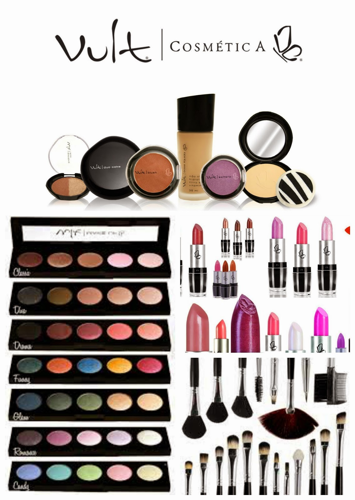 Marcas de maquillajes de brasil blog da pimpa - Marcas de sabanas buenas ...