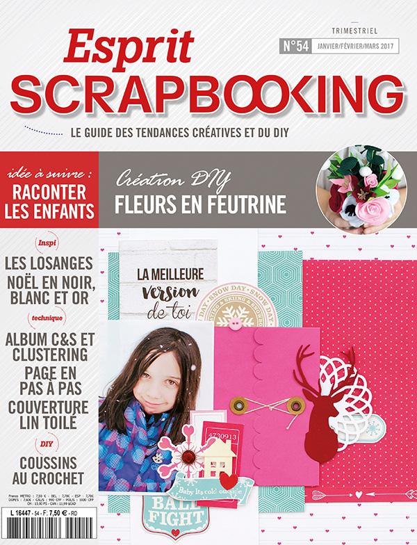 Esprit Scrapbooking 54
