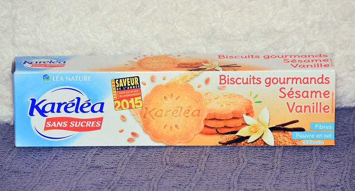 karéléa lea nature biscuits vanille