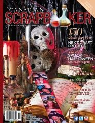 Published in Canadian Scrapbooker Magazine Fall 2013 Issue