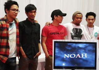 Download lagu terbaru Noah Band Separuh Aku Alasan ganti nama NOAH