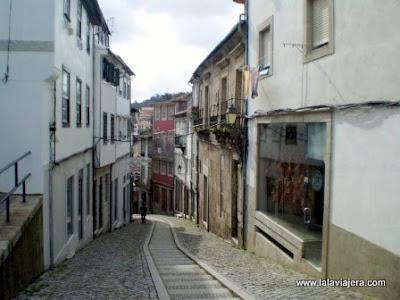 Barrio Alto Ciudadela Lamego, Portugal