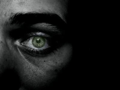 El blog de María Serralba-La habitación oscura