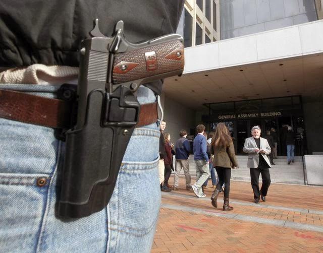 gun ban violates 2nd amendment