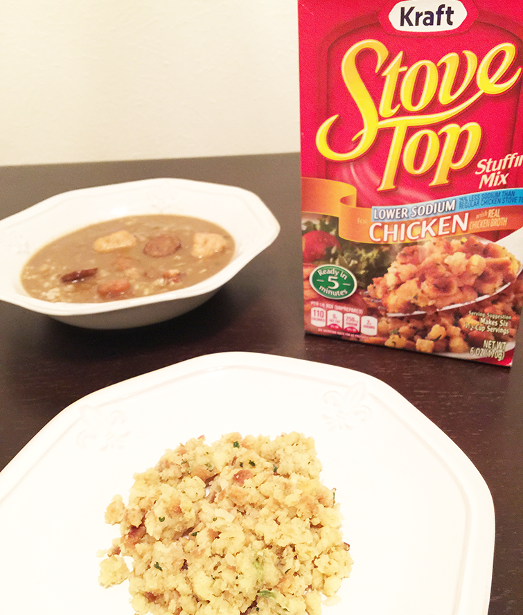 kraft stovetop chicken stuffing