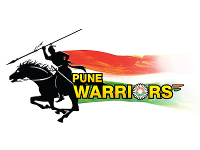 Indian Premier league Team Pune Warriors India Logo