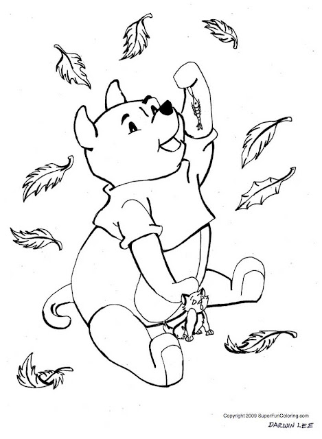 Cartoon Coloring Pages: September 2011