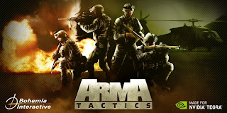 Download Game Android Arma Tactics THD v1.2273 Apk + obb data