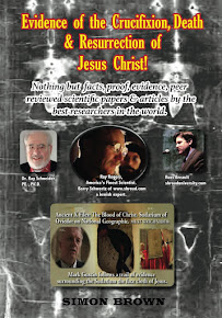 NEW BOOK: Evidence of the Crucifixion, Death and Resurrection of Jesus Christ.