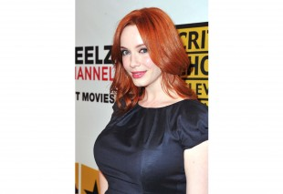 Christina+Hendricks+design+swimwear