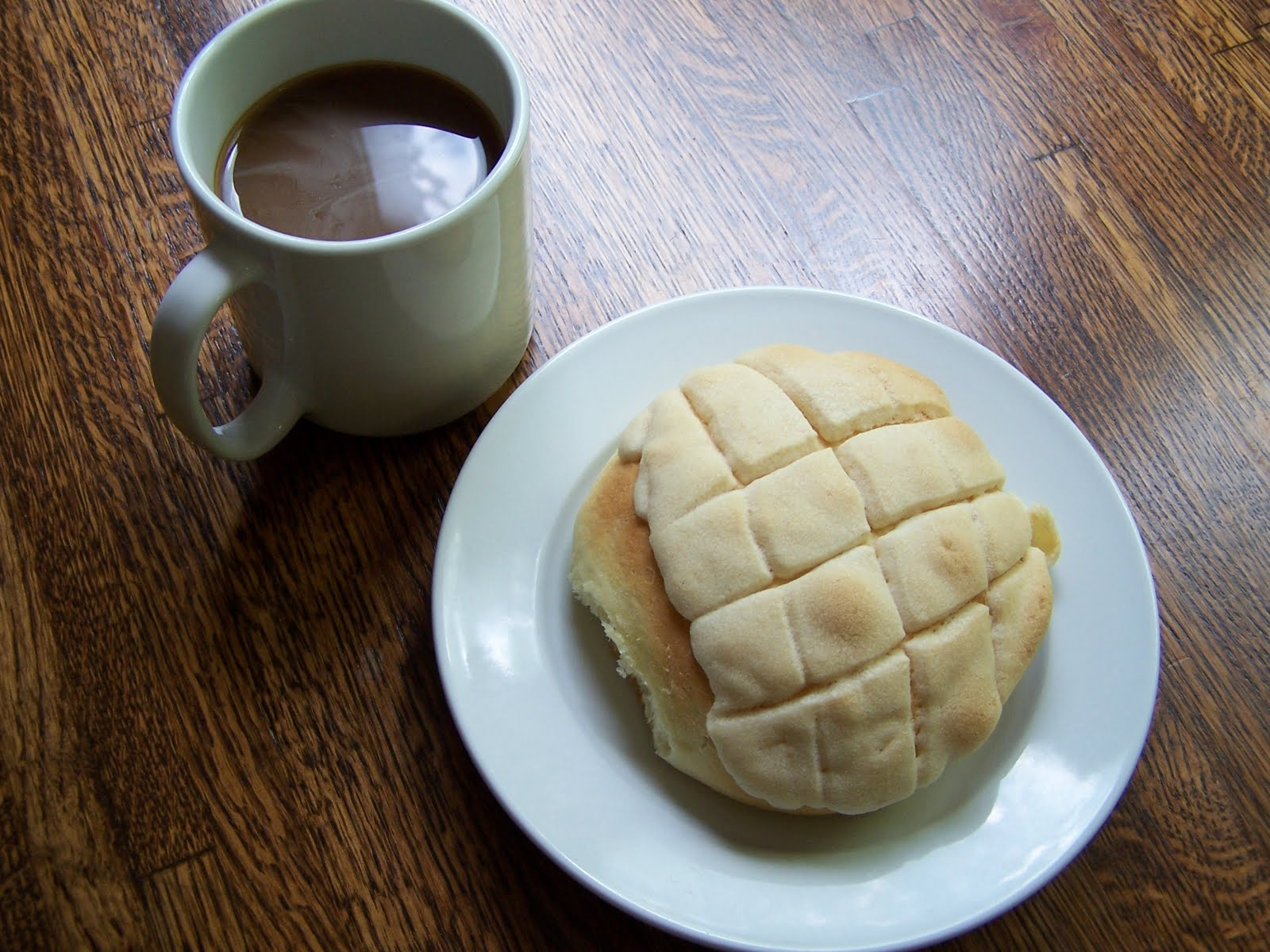 La Vida Dulce: Two Posts for the Price of One: Pan Dulce Recipe