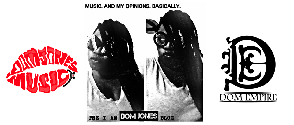 The I AM DOM JONES blog