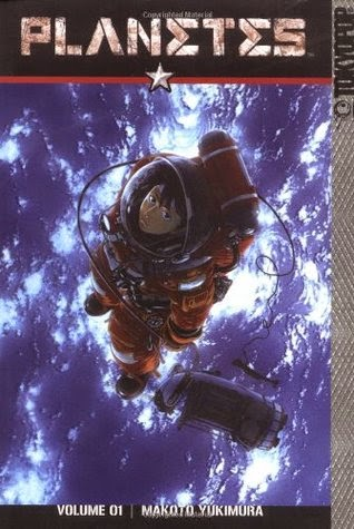 Manga Planetes cover
