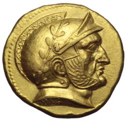 Hellenistic Gold Coin